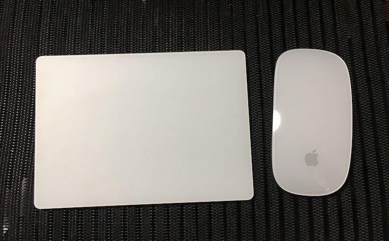 Magic Mouse2とTrackpad2を比較!どっちがオススメ?【Apple/Mac】