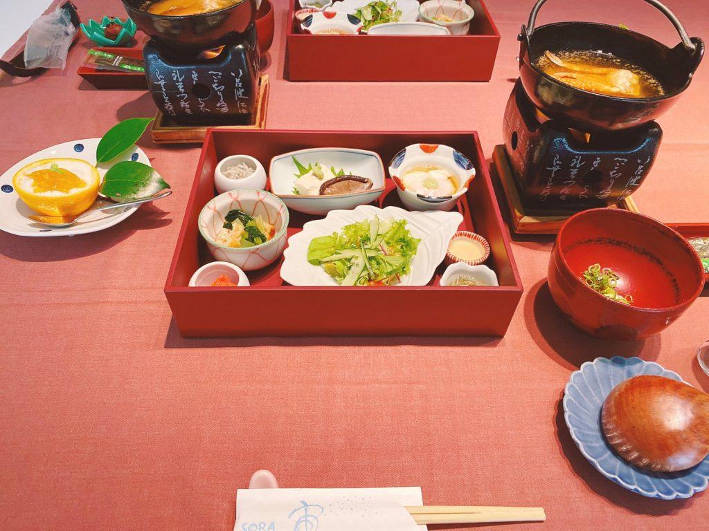 修善寺温泉宙SORA(朝食セット)